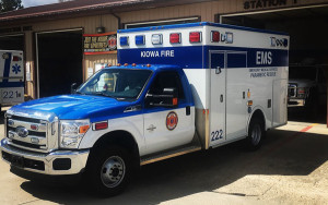 Medic 222 1012 Ford F-550 4×4 XL Super Duty.