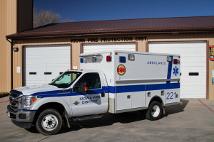 Medic 221 2012 Ford F-350 4×4 XLT Super Duty