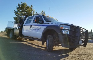Brush 223 / Deployment Type-6 Engine 2015 Ford F-550 4×4 Super Duty